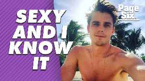 'Queer Eye' star Antoni Porowski loves posting shirtless pics [Video]