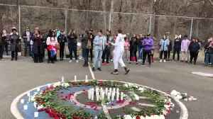 Vigil Held In Memory Of Antwon Rose After Michael Rosfeld's Acquittal [Video]