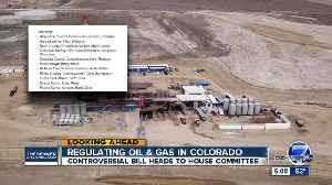 Elected leaders from across Colorado send letter to Governor Polis opposing oil and gas bill [Video]