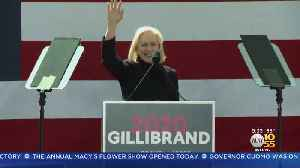 Sen. Gillibrand Has Campaign 2020 Stop In NYC [Video]