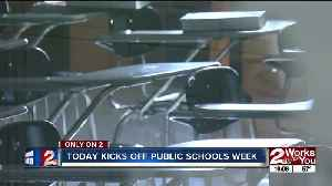 Parent Legislative Action Committee launches Public School Week [Video]