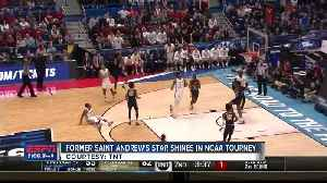 Former Saint Andrew's star Anthony Polite shines in NCAA Tournament [Video]