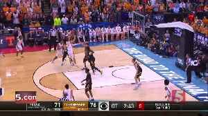 Vols advance to Sweet 16 [Video]