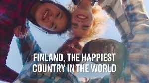 Finland is the best country to live in 2019 [Video]