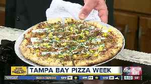 Tampa Bay Pizza Week with Oak & Stone [Video]