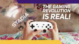 Big games on any screen with Stadia! [Video]