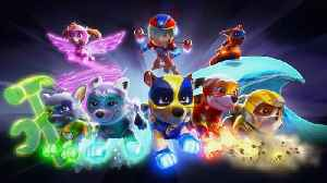 'Paw Patrol: Mighty Pups' Trailer [Video]