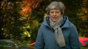 Brexit: Theresa May's week of uncertainty after politically-charged weekend [Video]