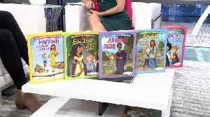 Dive Deeper Into the Stories That Matter with the Bible Belles Children's Book Series [Video]