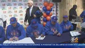 1969 Mets Honored On 50th Anniversary Of World Series Win [Video]