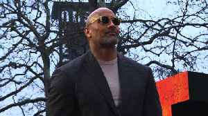 Dwayne Johnson back on set after being forced to stop due to sickness [Video]