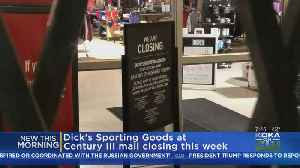Dick's Sporting Goods Closing At Century III Mall [Video]