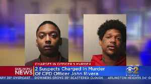 Two Charged With Murder Of Off-Duty CPD Officer John Rivera [Video]