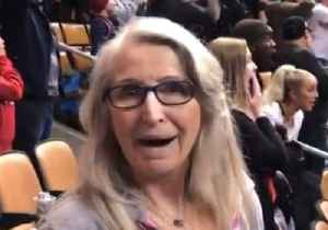 Hornets' Half-Court Buzzer-Beater Ruins Mom's First Raptors Game [Video]