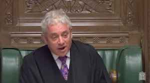 John Bercow Jokingly Rushes Commons Business For Arsenal Game [Video]