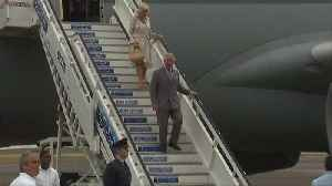 News video: Prince Charles and Camilla visit Cuba despite U.S. crackdown