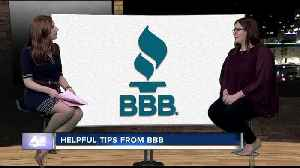 BBB: Be careful when taking Facebook quizzes [Video]
