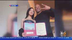 Dr. Dre Deletes Instagram Post About Daughter's Acceptance To USC [Video]