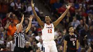 Virginia Shakiest Top Seed Ahead of Sweet 16 [Video]