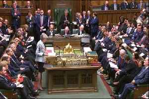 MPs React To Theresa May Stating Insufficient Support For Third Meaningful Vote On Brexit Deal [Video]