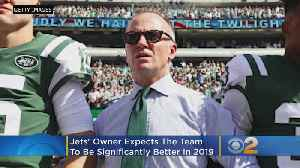 Johnson Expects Jets To Be Significantly Better In 2019 [Video]