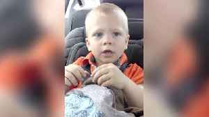 Little Boy has Cute Idea for Fixing Problems [Video]