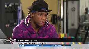 Meet Trustin Oliver, CU Buffaloes Safety [Video]