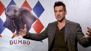 'Dumbo': Exclusive Interview With Colin Farrell [Video]