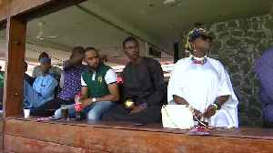 Glitz and glamour on show at Nigeria polo contest [Video]