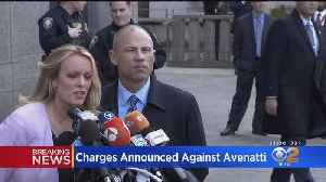 News video: Michael Avenatti Arrested On Wire, Bank Fraud Charges In Alleged Nike Extortion Scheme