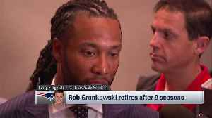 Arizona Cardinals wide receiver Fitzgerald on New England Patriots tight end Rob Gronkowski: He could be a 'secret weapon' for P [Video]