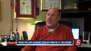 There's a growing need for trauma support groups in Tennessee [Video]