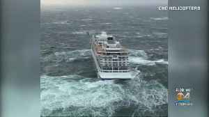Norway Launches Investigation Into Terrifying Cruise [Video]