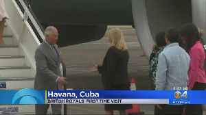 Prince Charles, Wife Visits Cuba [Video]