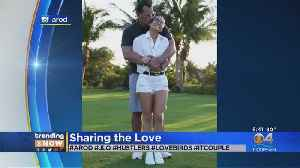ARod Shows His Love [Video]