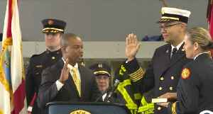 Palm Beach County Fire Rescue welcomes new chief [Video]