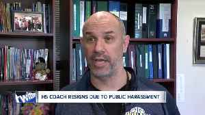 Basketball coach resign due to public harassment [Video]