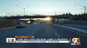 Does Ohio have too many lanes to maintain? [Video]