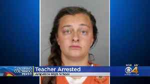 Arapahoe High School Teacher Arrested For Sexual Assault On A Child [Video]