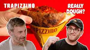 Trapizzino: Sandwich or Pizza?