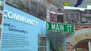 Traveling Smithsonian exhibit stops in Marshall [Video]