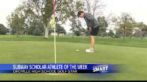 Subway Scholar Athlete of the Week: Drake Nelson [Video]