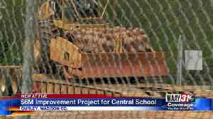 Six Million Dollar Improvement Project for School in Gurley [Video]