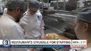 'Everyone is struggling': Madison restaurants hurt for help [Video]