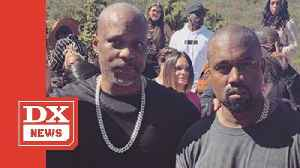 DMX Leads Prayer At Kanye West's Sunday Service [Video]