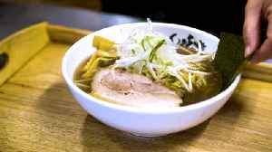 The Journey to Japan's Most Remote Ramen Shop [Video]