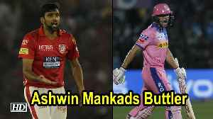 IPL 2019 | Decision to Mankad Buttler was instinctive: Ashwin [Video]
