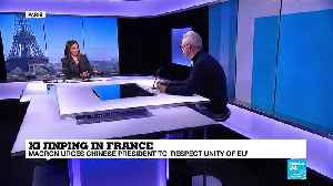 Xi Jinping in Europe on Belt and Road initiative - Emmanuel Lincot analyses [Video]