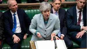Weaker Than Ever ... Theresa May ... Brexit [Video]