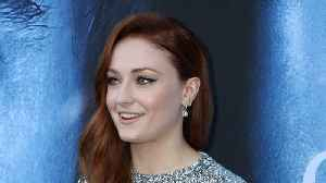 Sophie Turner Opens Up About New X-Men Movie [Video]
